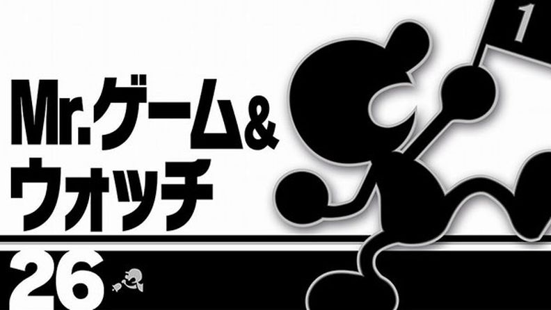 Mr.Game&Watch-《Game&Watch》