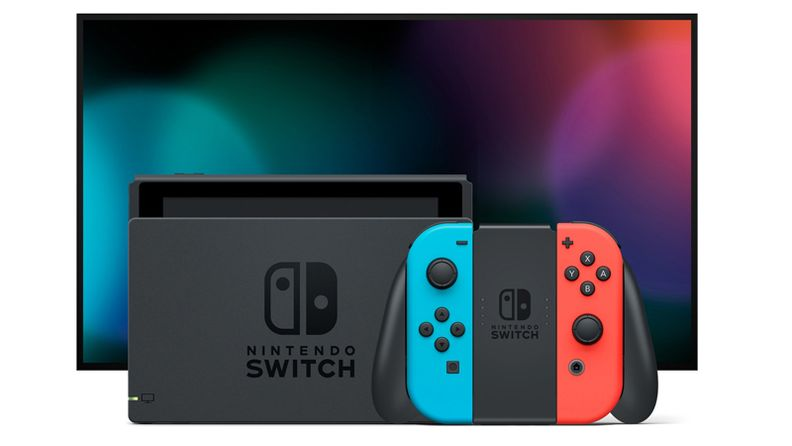 国行Nintendo Switch主机新手使用指南+安装教程