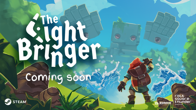 新游《The Lightbringer》预定登陆NS/Steam
