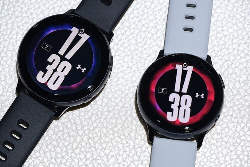 双规格40mm/44mm 三星Galaxy Watch Active 2发布