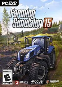 模拟农场 15 - Farming Simulator 15