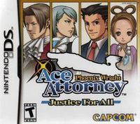 逆转裁判2 - Phoenix Wright: Ace Attorney: Justice for All