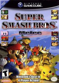 任天堂大乱斗DX - Super Smash Bros. Melee