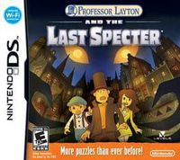 雷顿教授与魔神之笛 - Professor Layton and the Last Specter