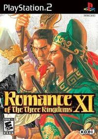 三国志 11 - Romance of the Three Kingdoms XI - 三國志 11