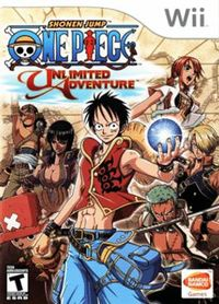 海贼王:无尽的冒险 - One Piece: Unlimited Adventure