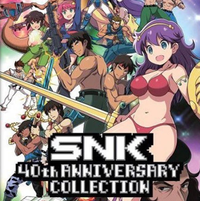 SNK40周年收藏集 - SNK 40th Anniversary Collection
