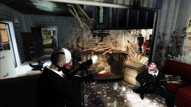 Payday: The Heist 截图 2