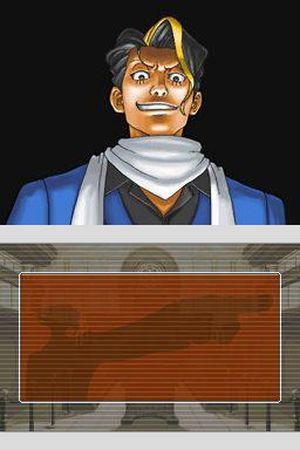 Phoenix Wright: Ace Attorney: Justice for All 截图 6