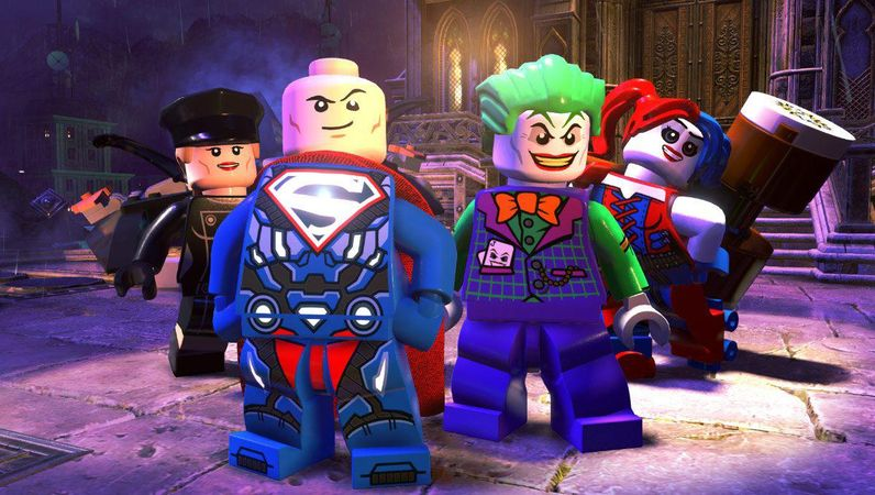 LEGO DC Super-Villains 截图 2