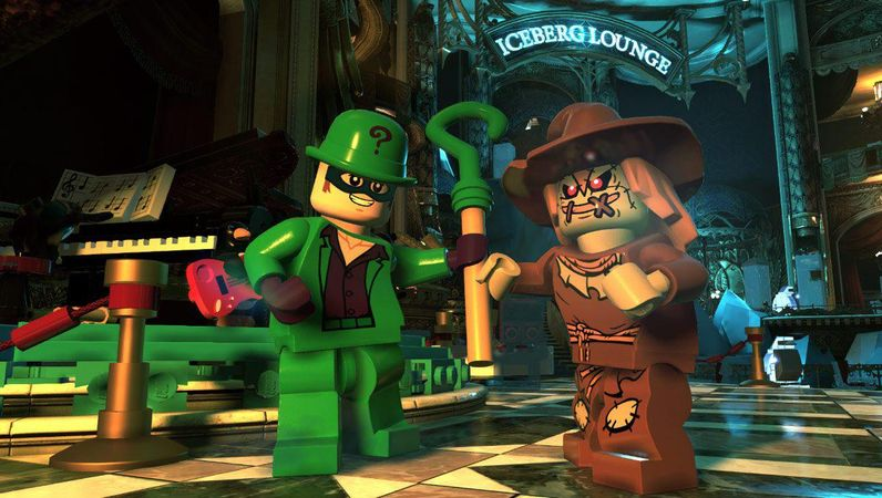 LEGO DC Super-Villains 截图 3