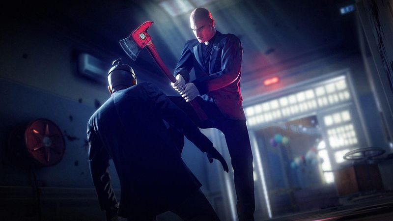 Hitman: Absolution 截图 5