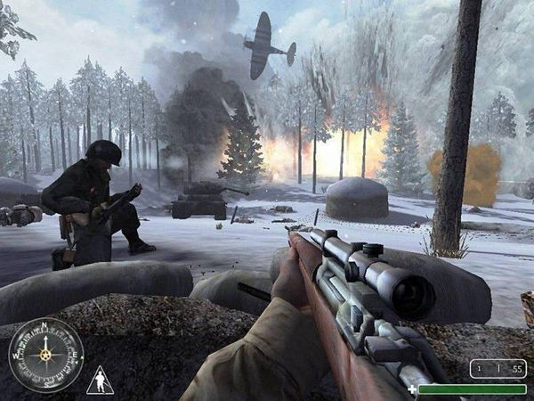 Call of Duty: United Offensive 截图 3