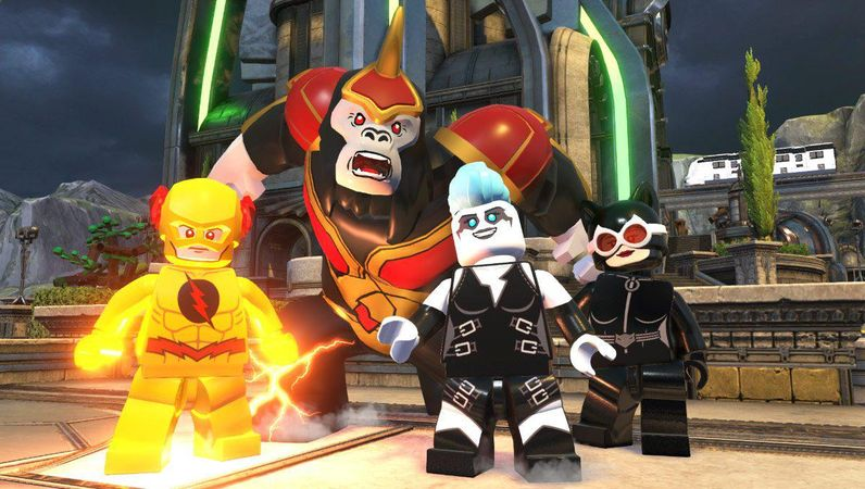 LEGO DC Super-Villains 截图 4