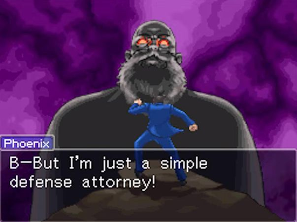 Phoenix Wright: Ace Attorney: Justice for All 截图 8