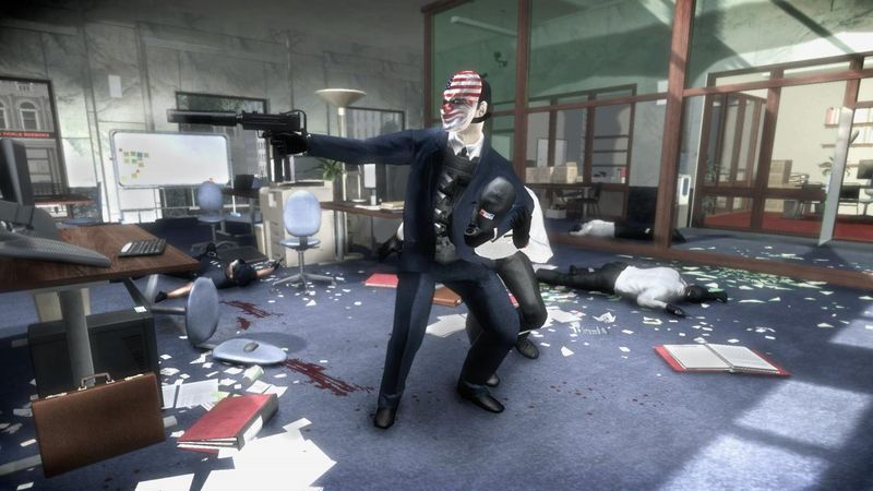 Payday: The Heist 截图 1