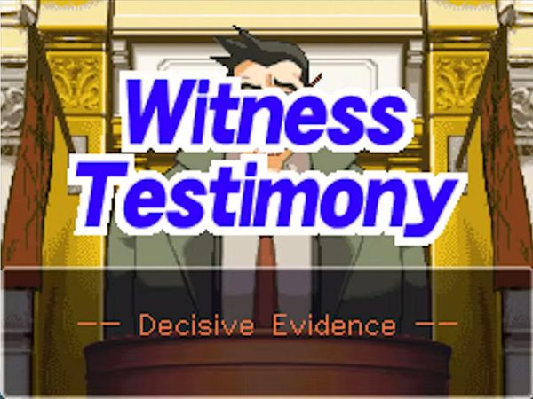 Phoenix Wright: Ace Attorney: Justice for All 截图 11