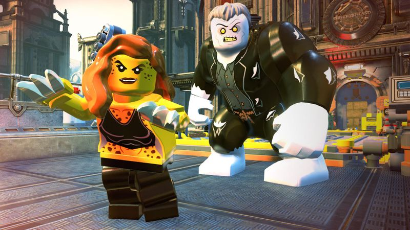 LEGO DC Super-Villains 截图 1