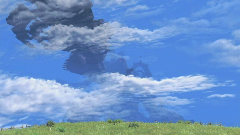 Xenoblade Chronicles 截图 1