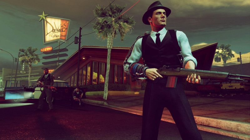 The Bureau: XCOM Declassified 截图 3