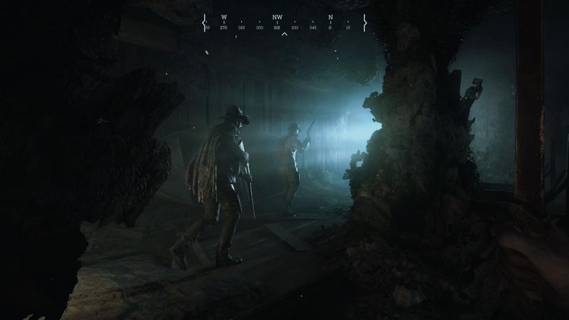 Hunt: Showdown 截图 1