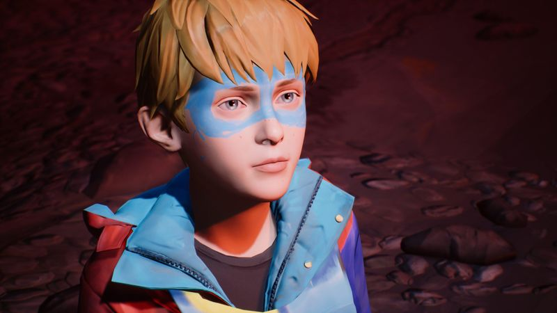 The Awesome Adventures of Captain Spirit 截图 2